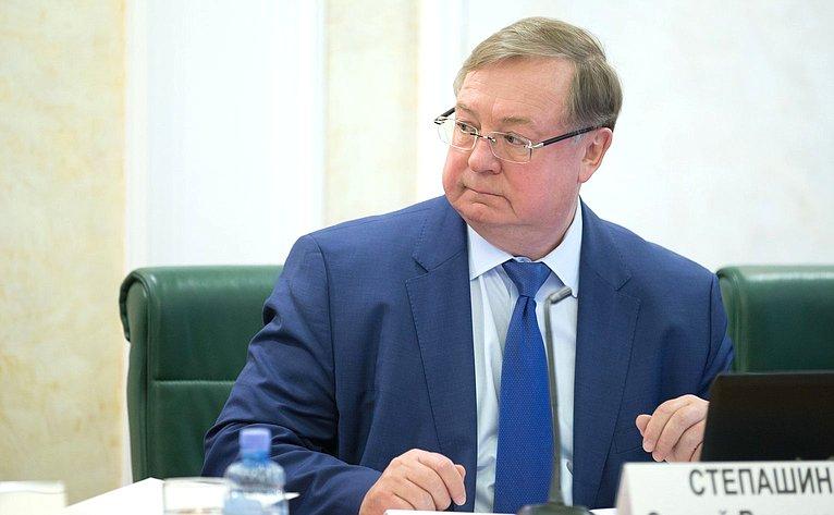 С. Степашин