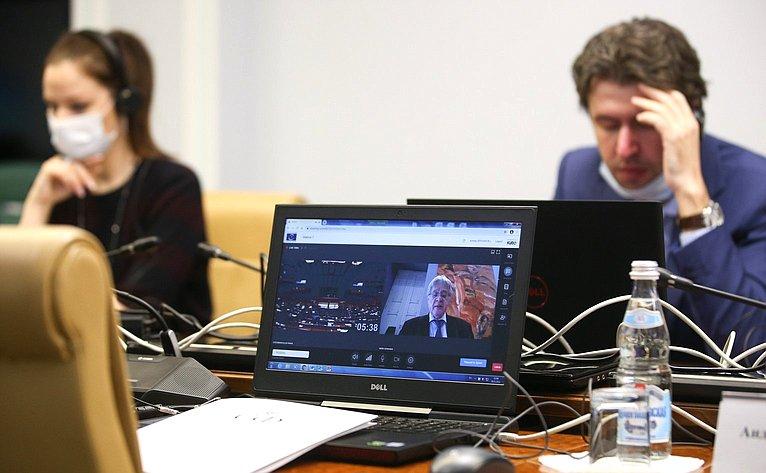 Сенаторы РФ приняли участие взаседании весенней сессии Парламентской ассамблеи Совета Европы