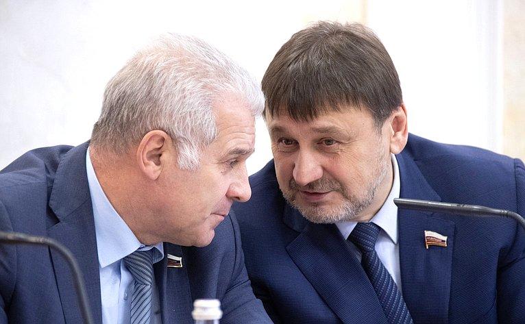 Сергей Мартынов иВладимир Лебедев