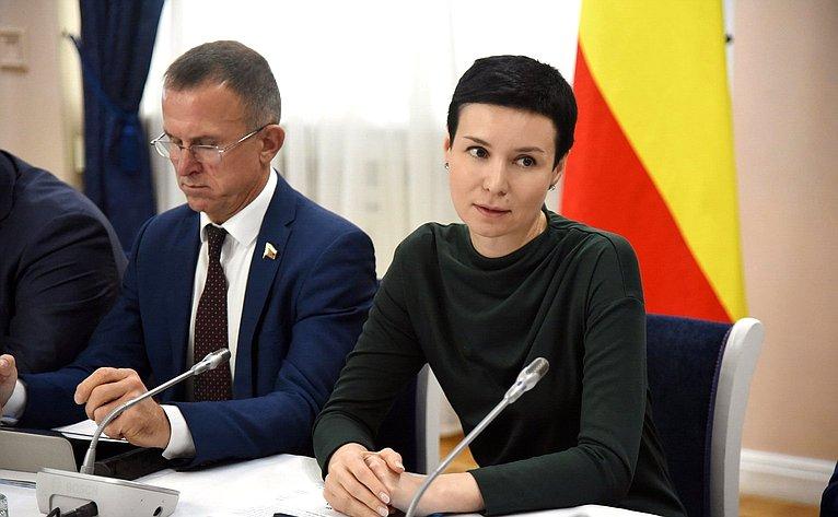 Владимир Кравченко иИрина Рукавишникова