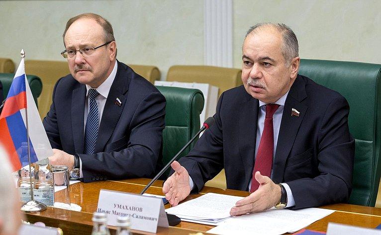 Василий Иконников иИльяс Умаханов