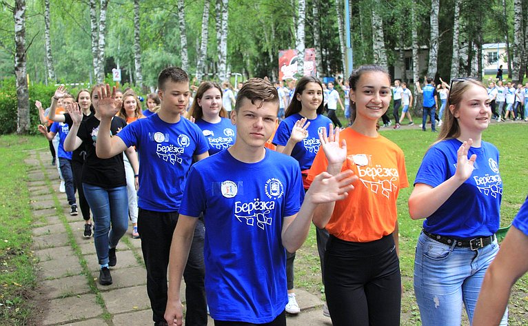 ВЯрославской области впервые прошел праздник «Территория спорта издоровья»