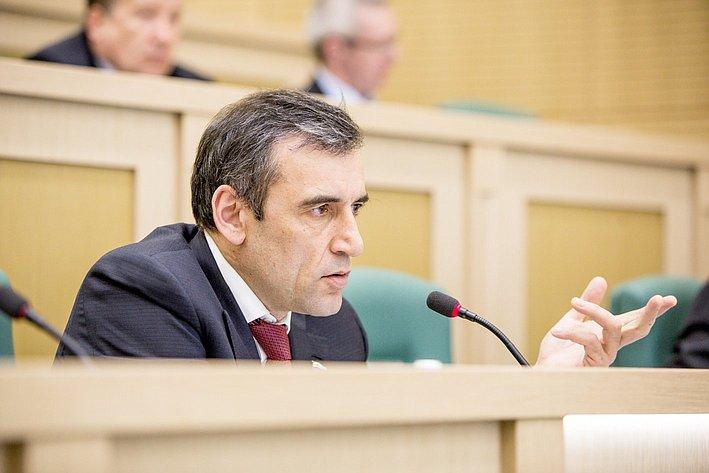 353 заседание СФ Власенко