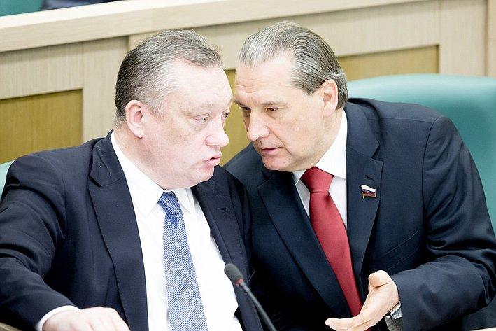 369-е заседание Тюльпанов и Александров