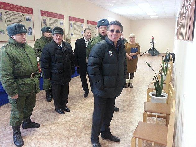 Рабочая поездка В. Озерова в Бикинский район Хабаровского края-5