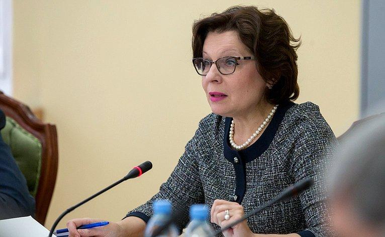 Валентина Переверзева