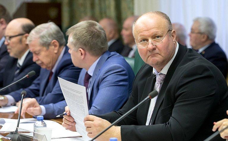 «Круглый стол», посвященный предварительным результатам реализации Государственной программы развития сельского хозяйства ирегулирования рынков сельскохозяйственной продукции, сырья ипродовольствия на2013–2020годы