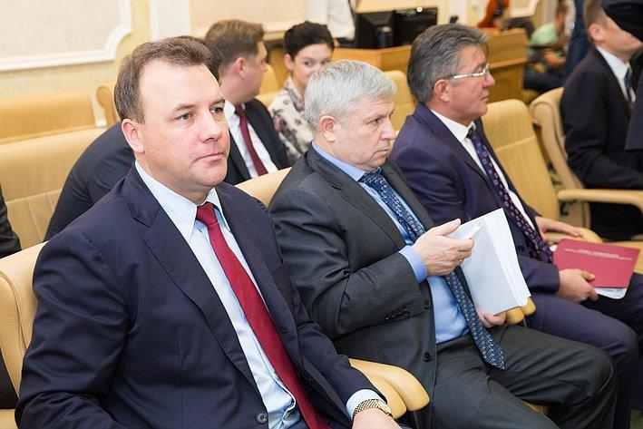 Заседание Президиума Совета законодателей РФ и Консультативного совета по межнациональным отношениям -9