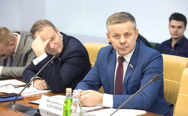 В. Карамышев