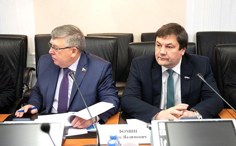 Валерий Рязанский иИгорь Фомин