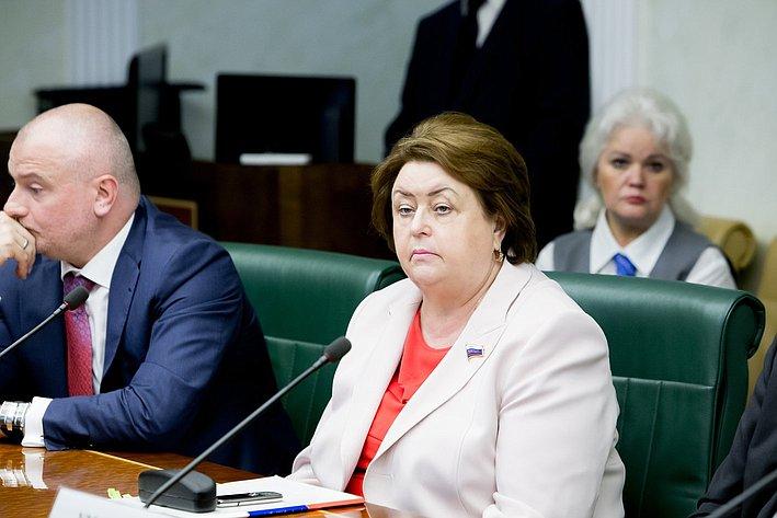 В Совете Федерации состоялось подписание Соглашения о сотрудничестве с Российским государственным университетом правосудия. Драгункина