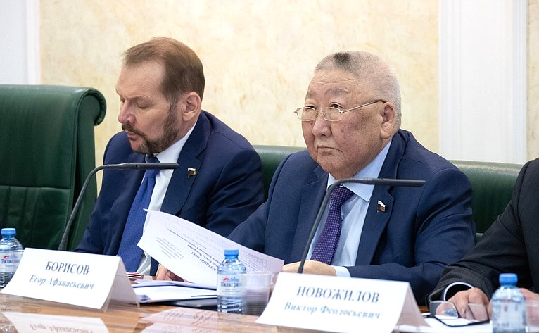 Сергей Белоусов иЕгор Борисов