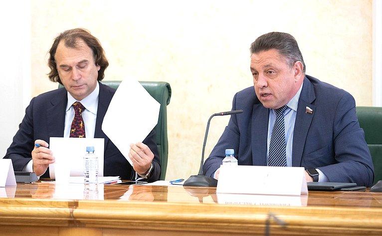 Сергей Лисовский иВячаслав Тимченко