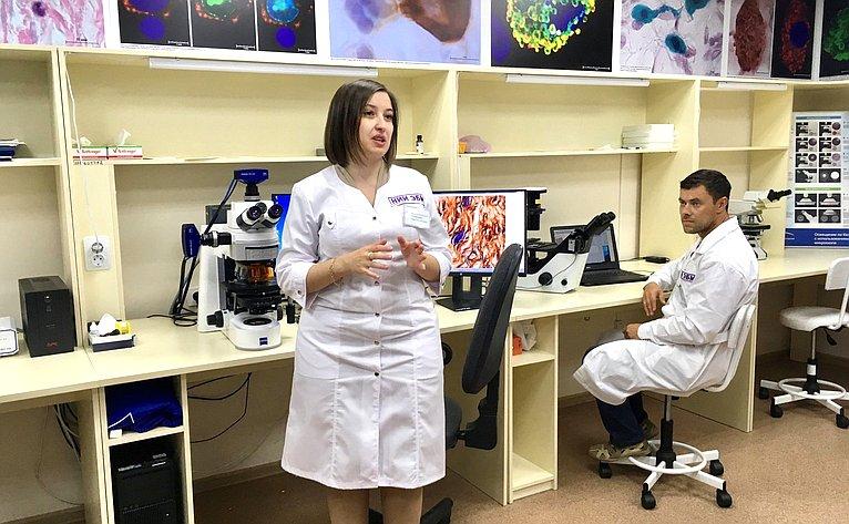 ВВоронеже открылись российско-японский медико-биологический центр молекулярного водорода илаборатория молекулярной морфологии ипостгеномных исследований