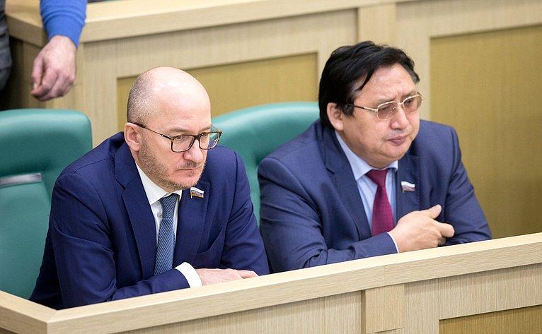 Олег Цепкин иАлександр Акимов