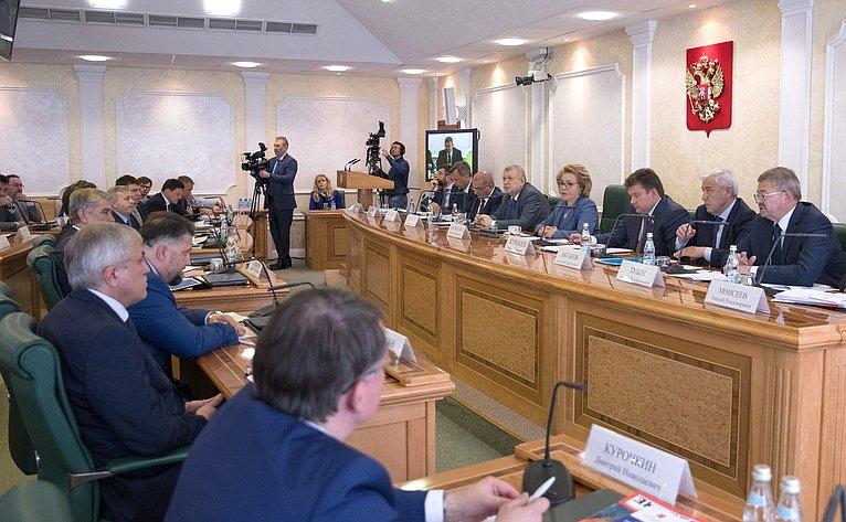Заседание Межбанковского совета