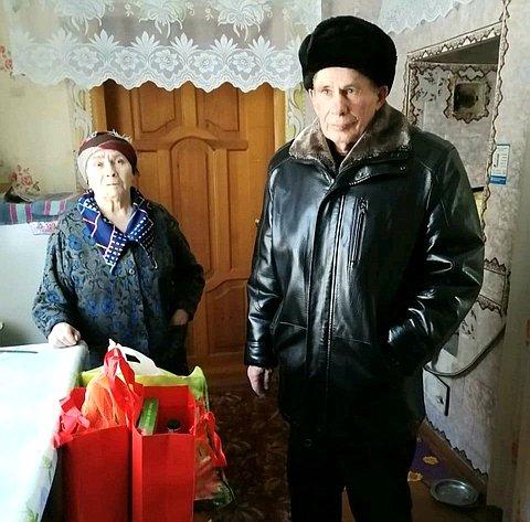 Сергей Лукин вДень памяти ороссиянах, исполнявших служебный долг запределами Отечества, посетил вАннинском иТаловском районах родителей погибших воинов-интернационалистов