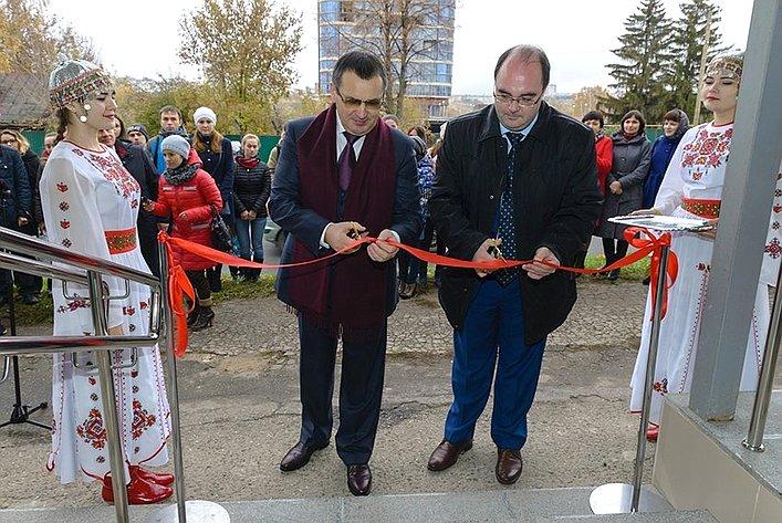 Николай Федоров принял участие вторжественных мероприятиях вчесть 85-летия Чувашской государственной сельскохозяйственной академии