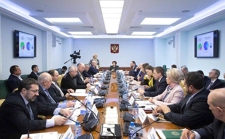 Совещание «Оперспективах внедрения отечественных инновационных технологий вцелях развития российской аквакультуры»