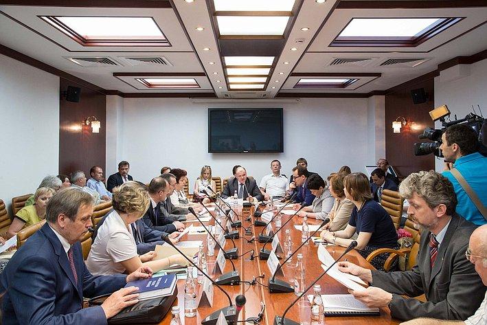 26-05 Заседание Комитета СФ по социальной политике 7