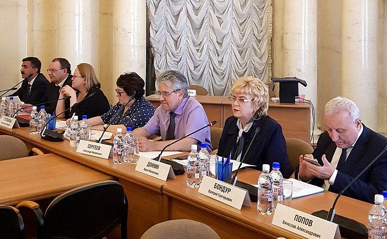 Людмила Талабаева приняла участие взаседании Совета поприоритетному направлению Стратегии научно-технического развития РФ