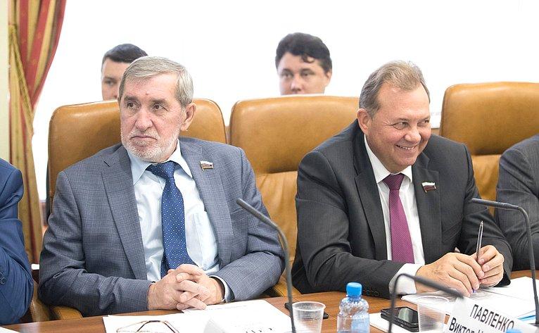 А. Ермаков иВ. Павленко