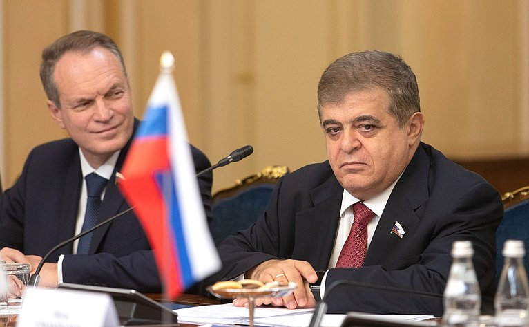 Александр Башкин иВладимир Джабаров