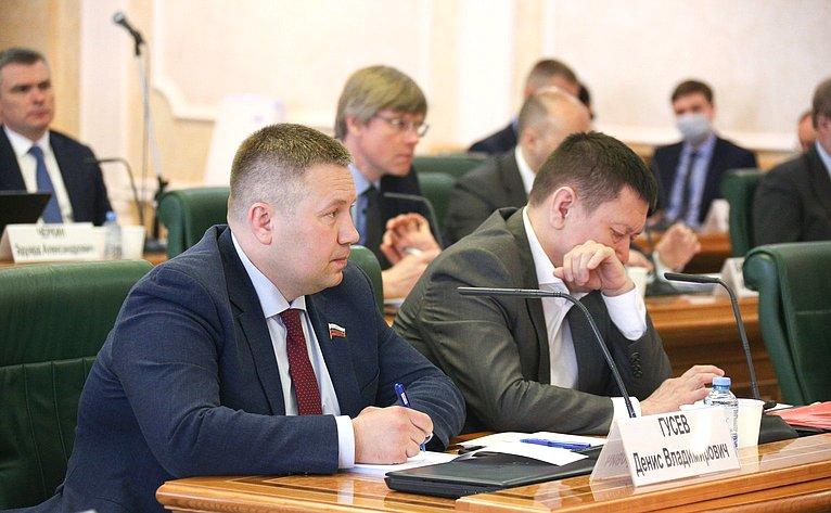 Заседание Совета повопросам развития Дальнего Востока, Арктики иАнтарктики при СФ
