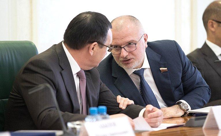 Н. Федоров иА. Клишас