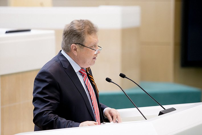 373-е Заседание Совета Федерации Серебренников