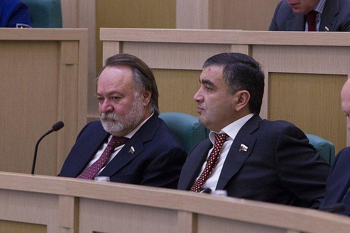 342-е заседание Тотоонов и Хацаев СФ-10