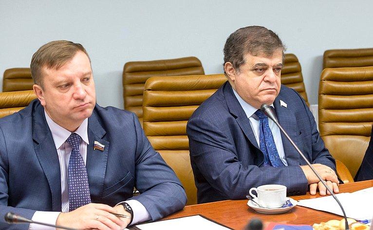 Алексей Кондратьев иВладимир Джабаров