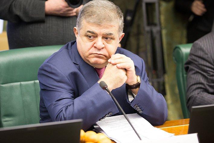 В. Джабаров Заседание Интеграционного клуба
