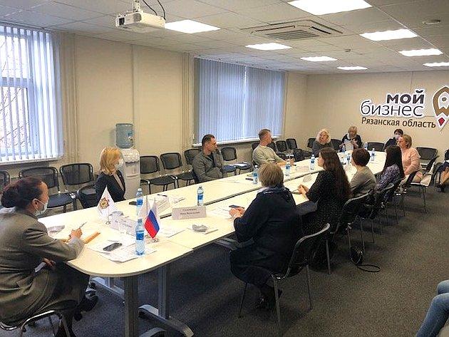 Ирина Петина провела совещание вРязани натему «Актуальные проблемы, сдерживающие развитие социального предпринимательства врегионе»