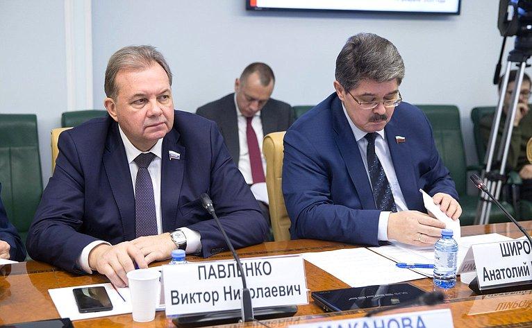 Виктор Павленко иАнатолий Широков