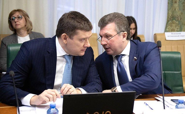 Николай Журавлев иВалерий Васильев