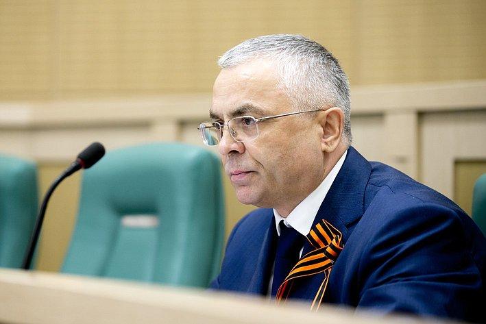 373-е Заседание Совета Федерации Пичугов