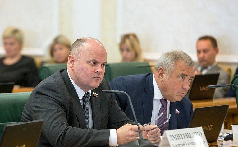 Алексей Дмитриенко иЮрий Важенин
