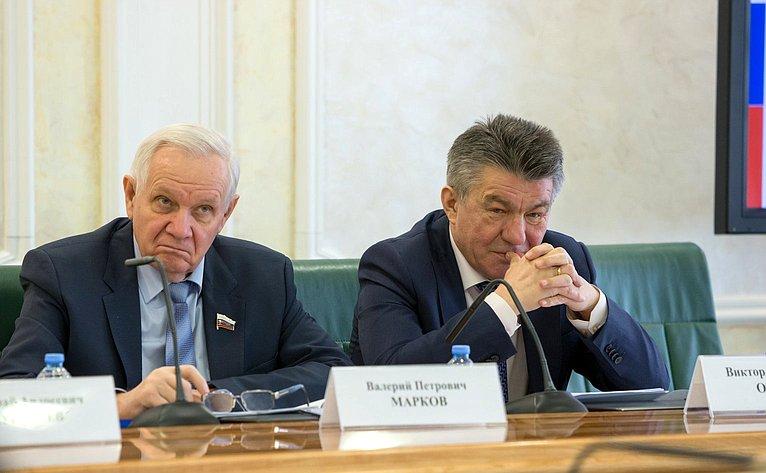 Валерий Марков иВиктор Озеров