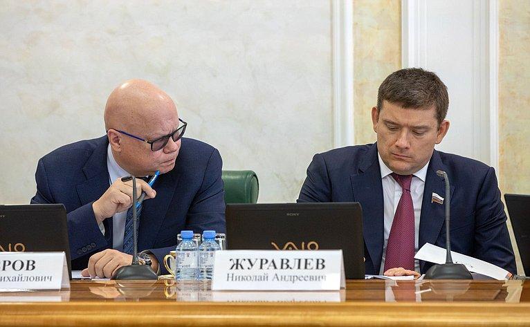 Алексей Лавров иНиколай Журавлев