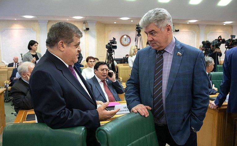 Владимир Джабаров иВиктор Бондарев