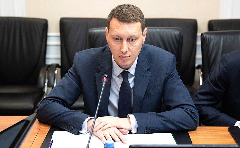 Заседание рабочей группы помониторингу реализации законодательства РФ вобласти обращения сотходами производства ипотребления