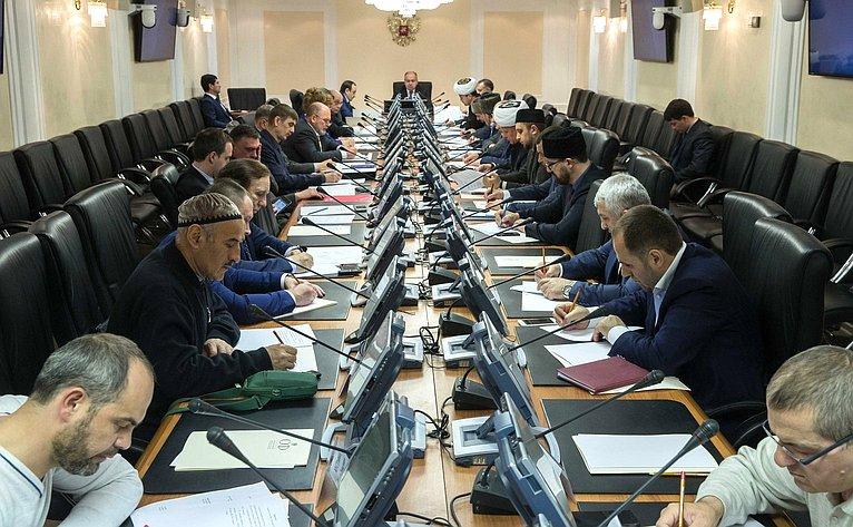 И. Умаханов провел совещание попроведению миссии Хадж-2017