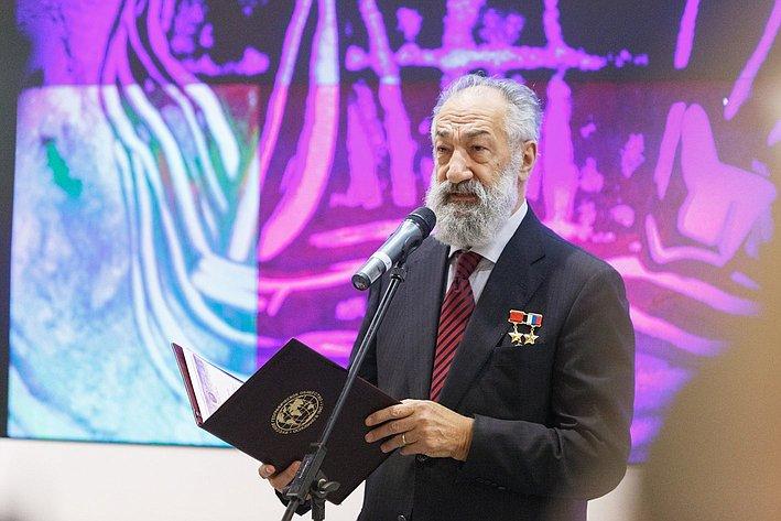 А.Чилингаров на открытии Всероссийского фестиваля природы «Первозданная Россия»