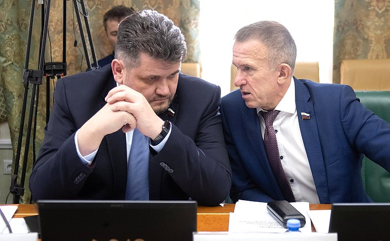 Александр Жуков иВладимир Кравченко