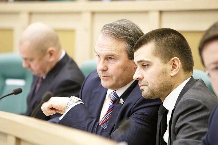 365-е заседание Морозов и Мамедов