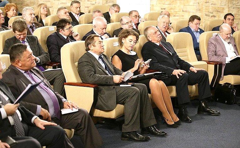 Сергей Митин принял участие вработе Форума Международного комитета Вольного экономического общества (ВЭО) России