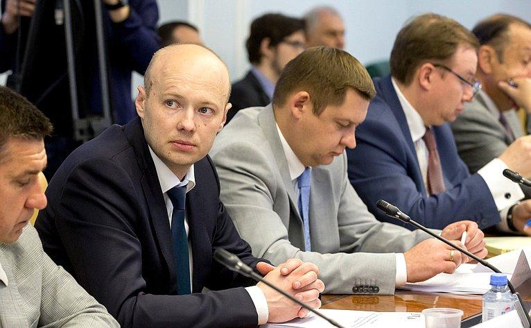 Совещание «Осовершенствовании законодательной базы системы сельскохозяйственного страхования»