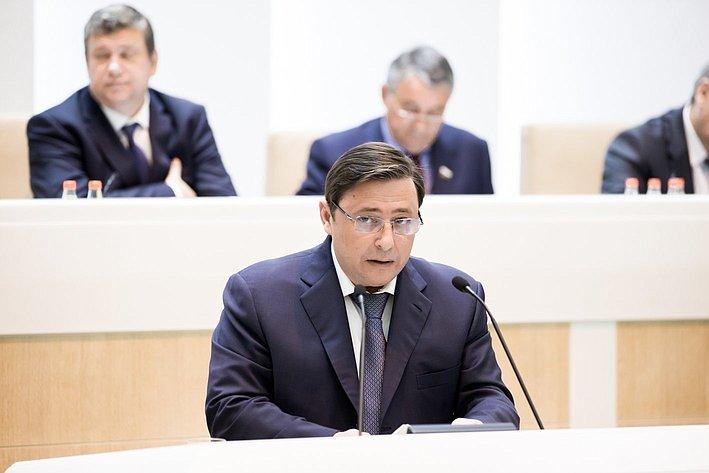 356 заседание СФ Хлопонин новость