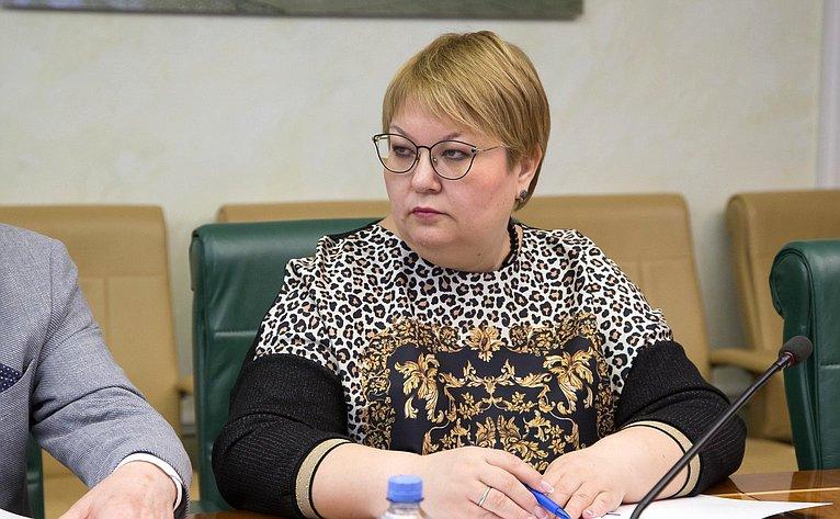 Ольга Старостина